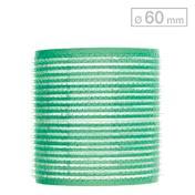 Efalock Haftwickler Grün Ø 60 mm, Pro Packung 6 Stück