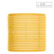 Efalock Haftwickler Gelb Ø 66 mm, Pro Packung 6 Stück