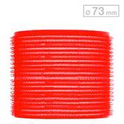 Efalock Haftwickler Rot Ø 73 mm, Pro Packung 6 Stück