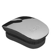 Ikoo Brush Pocket Metallic Oyster-Black