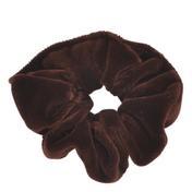 Solida Fashionring Samt medium Braun