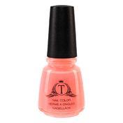 Trosani Topshine nagellak Parelmoer Blush (6), inhoud 17 ml