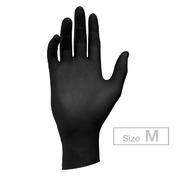 Fripac-Medis Semperguard Nitril Einmalhandschuhe Größe M, Pro Packung 100 Stück