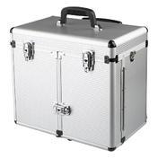 Sibel Trolley Koffer Silber