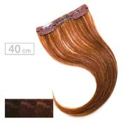 Balmain Tape Extensions 40 cm Chocolat Brown