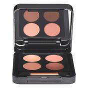 BABOR AGE ID Make-up Eye Shadow Quattro 01 Warm, 4 g
