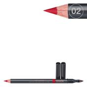 BABOR AGE ID Make-up Lip Liner 02 Classic Red, 1 g