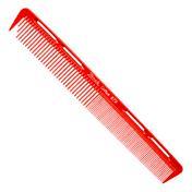 Jäneke Haarschneidekamm Spezial Rot