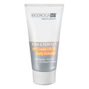 BIODROGA MD EVEN & PERFECT Daily Defense DD Cream LSF 25 Light, 40 ml
