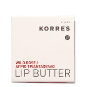 KORRES Lip Butter Wild Rose, zart-rot, 6 g