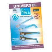 BHK Beschermers voor brillenglazen 180 stuk