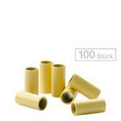 Balmain Micro Rings Beige, Pro Packung 100 Stück