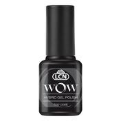 LCN WOW Hybrid Gel Top Coat Top Coat, 8 ml