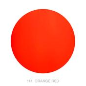 alessandro Striplac 114 Orange Red, 8 ml