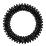 invisibobble Haargummis Slim True Black, Pro Packung 3 Stück