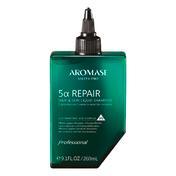 AROMASE Salon-Pro 5α Repair Hair & Skin Liquid Shampoo 260 ml