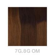 Balmain Tape Extensions + Clip-Strip 40 cm 7G.8G OM Gold Blonde Ombre