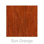 Balmain Fill-In Extensions Straight Fantasy 45 cm Sun Orange