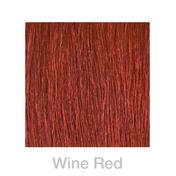 Balmain Fill-In Extensions Straight Fantasy 45 cm Wine Red