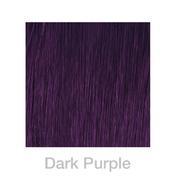 Balmain Fill-In Extensions Straight Fantasy Fiber Hair 45 cm Dark Purple