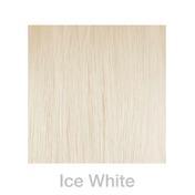Balmain Fill-In Extensions Straight Fantasy Fiber Hair 45 cm Ice White