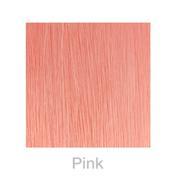Balmain Fill-In Extensions Straight Fantasy Fiber Hair 45 cm Pink