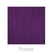 Balmain Fill-In Extensions Straight Fantasy Fiber Hair 45 cm Purple
