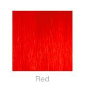 Balmain Fill-In Extensions Straight Fantasy Fiber Hair 45 cm Red