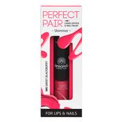 alessandro Perfect Pair 141 Sweet Blackberry Shimmer Weiches Rosa mit Pearl Touch