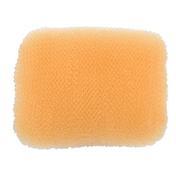 Solida Donut pour chignon NOVA avec petit peigne Grand 8 x 10 cm clair