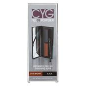 Dynatron Cover your gray Fill-In Powder Dark Brown | Black 4 g