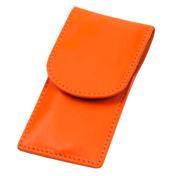 Hans Kniebes Taschenmaniküre Orange