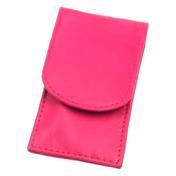 Hans Kniebes Taschenmaniküre Pink