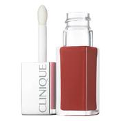 Clinique Pop Lacquer Lip Colour + Primer 01 Cocoa Pop, 6,5 ml
