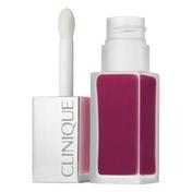 Clinique Pop Liquid Matte Lip Colour + Primer 08 Black Licorice Pop, 6 ml