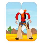 Sinelco Kinderumhang Cowboy