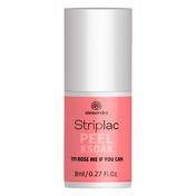 alessandro Striplac Peel Or Soak Rose me if you can, 8 ml