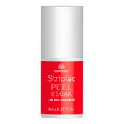 alessandro Striplac Peel Or Soak Red Paradise, 8 ml