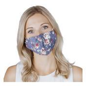 PARSA Waschbare Mund- und Nasenmasken für Erwachsene Rosen