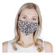 PARSA Waschbare Mund- und Nasenmasken für Erwachsene Leo