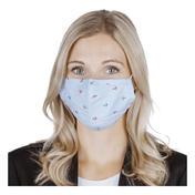 PARSA Waschbare Mund- und Nasenmasken für Erwachsene Anker
