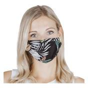 PARSA Waschbare Mund- und Nasenmasken für Erwachsene Tropical