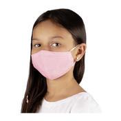 PARSA Waschbare Mund- und Nasenmasken für Kinder Rosa Punkte