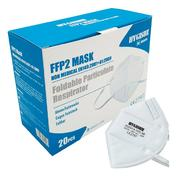 BHK FFP2 Atemschutzmaske 20 Stück