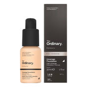 The Ordinary Coverage Foundation SPF 15 1.2 N Light Neutral 30 ml