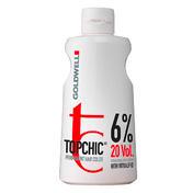 Goldwell Topchic Crème Ontwikkelaar Lotion 6 % - 20 vol., 1000 ml