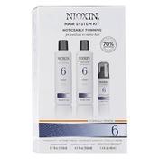 NIOXIN Hair System Kit 6