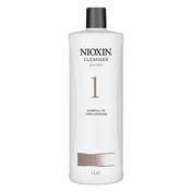 NIOXIN Cleanser Shampoo System 1, 1000 ml