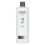 NIOXIN Cleanser Shampoo System 2, 1000 ml
