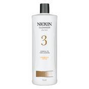 NIOXIN Cleanser Shampoo System 3, 1000 ml